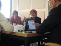 niemiecki adwokat mówiący po polsku w sądzie